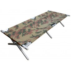 Folding Bed with Aluminum Frame