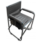 Camping Folding Chair With Arms frame Aluminum
