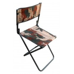 Camping Folding Chair Camouflage