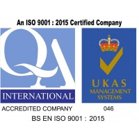 Certified of ISO 9001