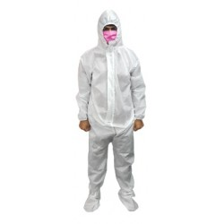 Protective suit for medical staff Non Woven Fabric