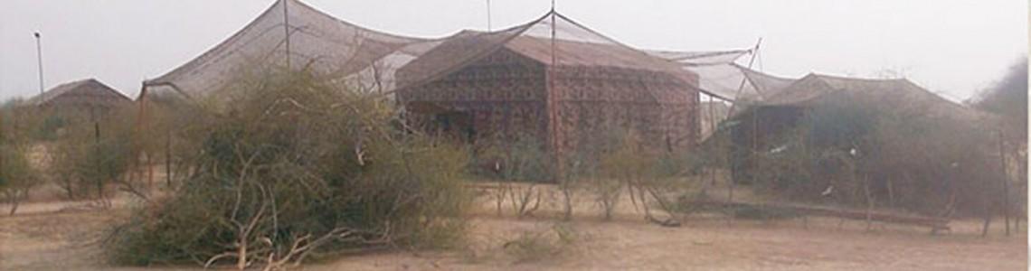 Modernized Military Tents