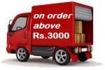 on Order above Rs.3000