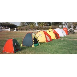 Self-Erecting, Free Standing Pop Up Tents (2)