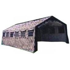 Air Craft Maintenance Frame Tent